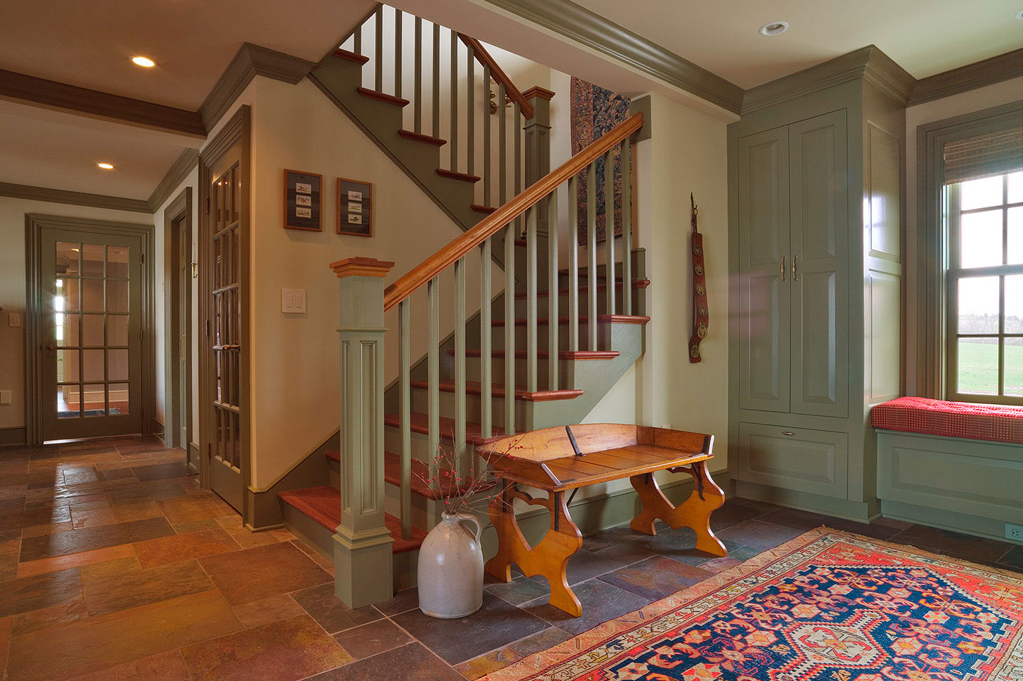 Country Estate Interior Elizabeth Liz Herrmann Vt Architect