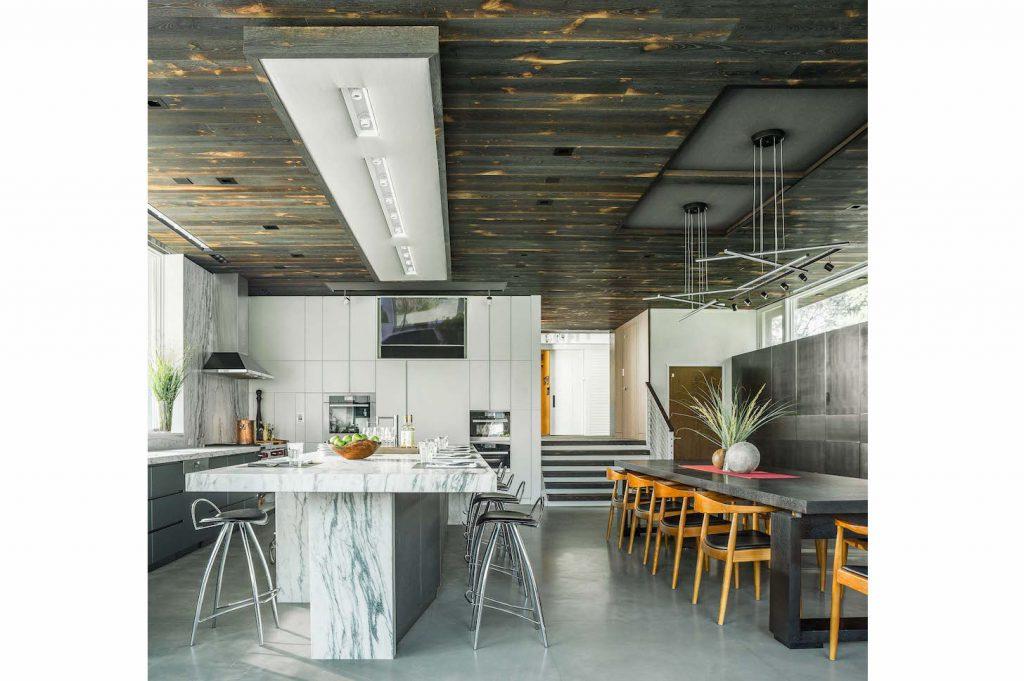 Aia award winning kitchen designs modern kitchen designs for Foreign kitchen designs